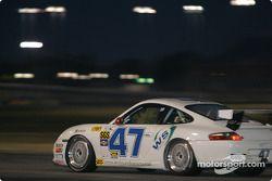 La Porsche GT3 Cup n°47 du Michael Baughman Racing (Michael Baughman, Bob Ward, Brad Yaeger)