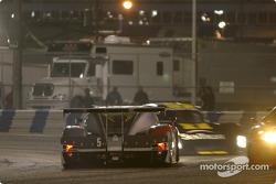 #5 Essex Racing Ford Multimatic: Joe Pruskowski, Justin Pruskowski, Ross Bentley, Scott Maxwell spin