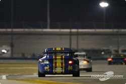 La Porsche GT3 Cup n°86 du G&W Motorsports (Tracy Krohn, Andres Van Der Dys, Mae Van Wijk, Armando T