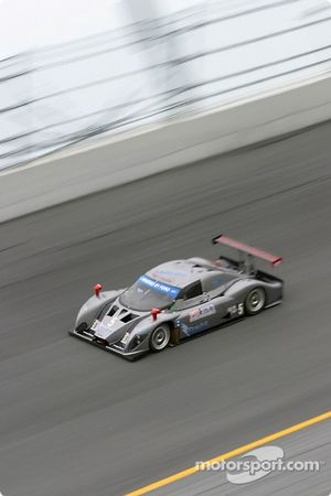 #5 Essex Racing Ford Multimatic: Joe Pruskowski, Justin Pruskowski, Ross Bentley, Scott Maxwell