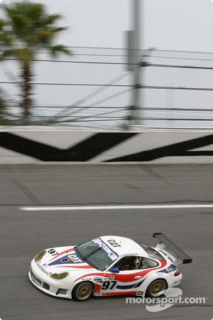 #97 Graham Nash Motorsport Porsche GT3 RS: Robert Orcutt, Ken Dobson, Kurt Teal, Paul Jenkins