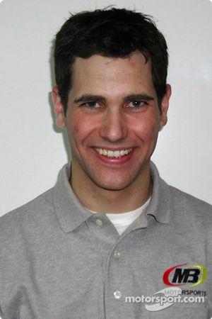 MB Motorsports driver Chris Wimmer