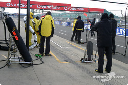 Jordan pit ekibi