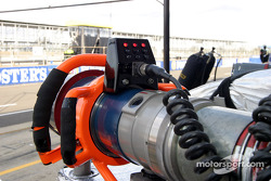 Jordan re-fuelling rig