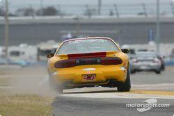 #46 Michael Baughman Racing Firebird: Brad Jaeger, Peter Argetsinger