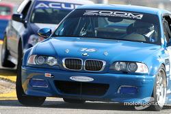 La BMW M3 n°16 du Zoom Motorsports (Alan Wortzman, Mike McCalmont, Mike Speck)