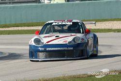 La Porsche GT3 RS n°57 du Stevenson Motorsports / Auto Assets (Chip Vance, John Stevenson, Shane Lewis)