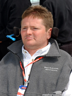 Team owner Sam Schmidt