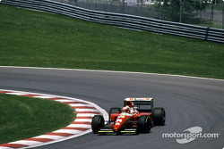 Gerhard Berger, Ferrari F93A