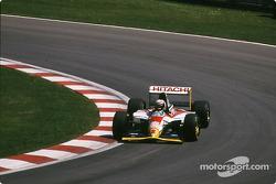 Alex Zanardi, Lotus 107B