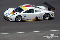La BMW Picchio n°80 du G&W Motorsports (Steve Marshall, Roger Scotton, Price Cobb)