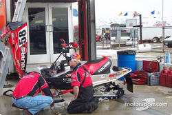 Post Heat Race Repairs