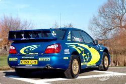 La nouvelle Subaru Impreza WRC2004