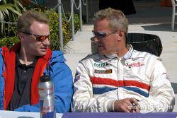 David Donohue et Hurley Haywood