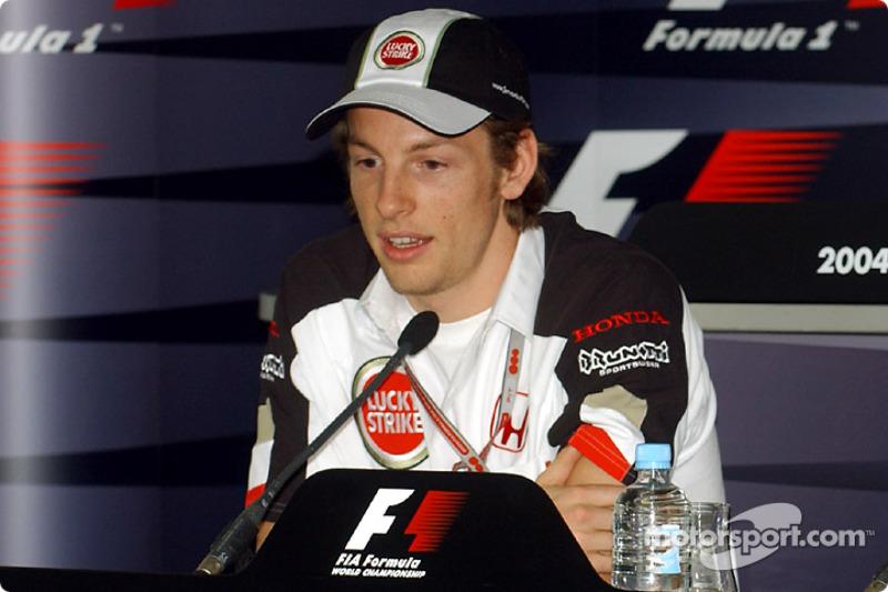 Thursday basın toplantısı: Jenson Button