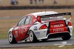 Fujitsu a rejoint le Dick Johnson Racing pour la saison 2004