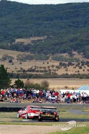 Le meilleur endroit pour regarder la course au Wakefield park