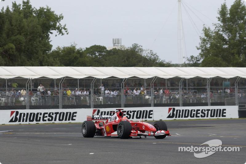56. Australia 2004, Ferrari F2004