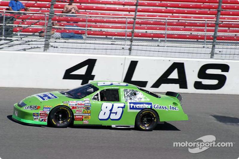 Randy Briggs at Las Vegas - NASCAR XFINITY Photos