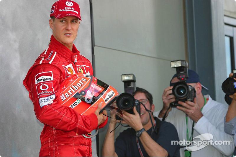 Photoshoot: Michael Schumacher