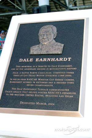 Le mémorial Dale Earnhardt