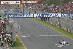 Tercer lugar de Fernando Alonso
