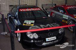 L'AMG-Mercedes exposée