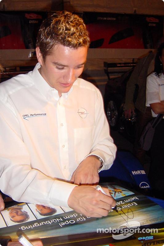 Timo Scheider, Opel