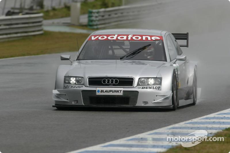 Tom Kristensen, Audi