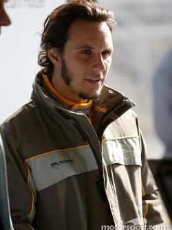 Laurent Aiello, Opel