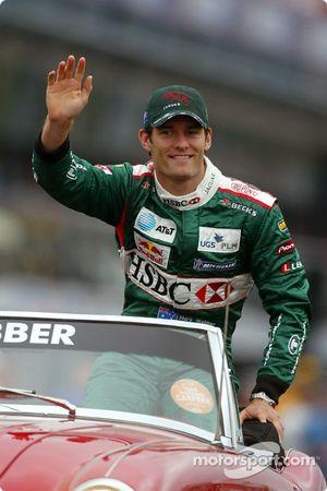 Presentación de pilotos: Mark Webber