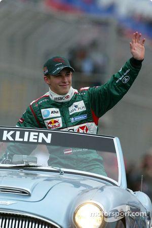 Presentación de pilotos: Christian Klien