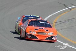 Robby Gordon leads Terry Labonte