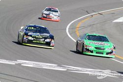 Bobby Labonte and Brian Vickers