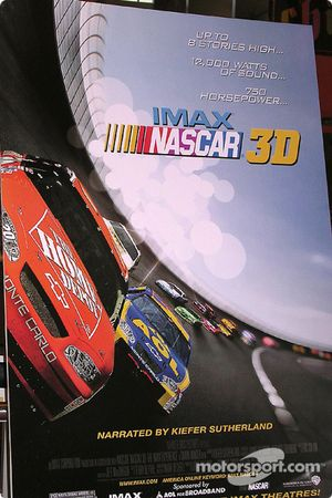 Poster de NASCAR 3D : The IMAX Experience