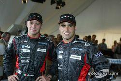 Gianmaria Bruni and Zsolt Baumgartner