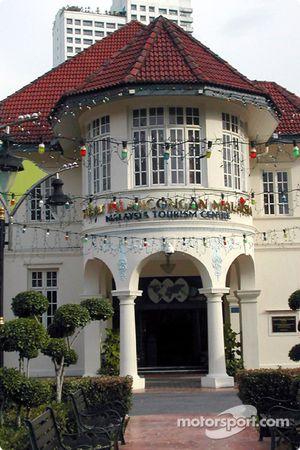 Centro turístico Malasia