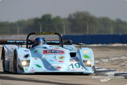 La Lola B2K/40 Nissan n°19 du van der Steur Racing (Gunnar van der Steur, Spencer Pumpelly, Erik van