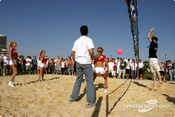 Match de volley Hawaiian Tropic : encore plus de gestes spectaculaires