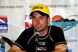Dave Steele, pole winner