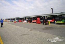 Les garages à Darlington