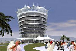 Representación de la torre VIP