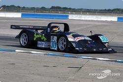 La Riley & Scott MK III C n°30 du Intersport Racing (Clint Field, William Binnie, Rick Sutherland)