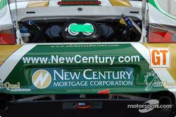 Le moteur de la Porsche 911 GT3RSR de The Racer's Group