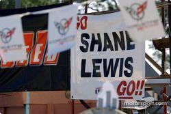 Shane Lewis fan club