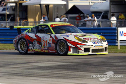 La Porsche 911 GT3RS n°31 du White Lightning/Petersen Motorsports (Michael Petersen, David Murry, Cr