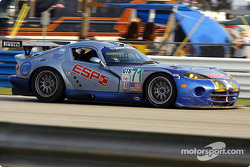 La Dodge Viper GTS-R n°71 de Carsport America (Jean-Phillippe Belloc, Tom Weickardt, Kevin Allen)