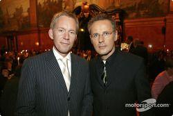 Johannes B. Kerner und Reinhold Beckmann
