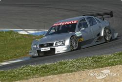 Emanuele Pirro, Audi