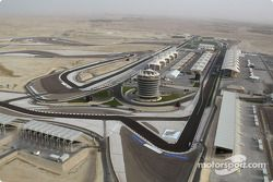 Международный автодрома Бахрейна (трасса